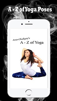Its an App full of Yoga postures