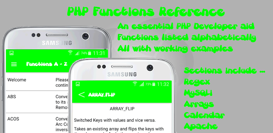 PHP App image