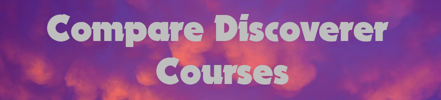 View Discoverer course