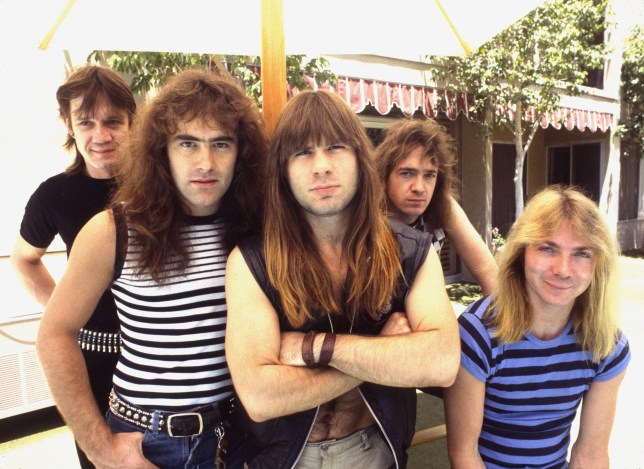 News about Iron Maiden
