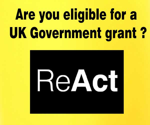 Government Grants for training