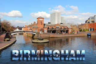 Training courses in Birmingham, Midlands, Warwickshire.