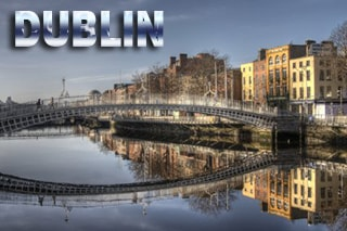 Training courses in Dublin, Republic of Ireland.
