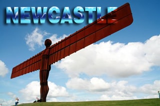 Training courses in Newcastle, North England, Tyneside.